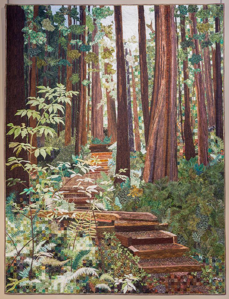 780 Best Quilts More Landscape Quilts Images On Pinterest