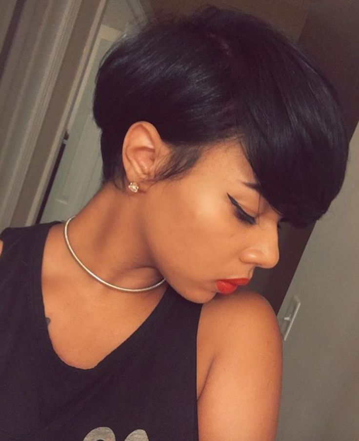 Surprising 1000 Ideas About Short Black Hairstyles On Pinterest Hairstyle Hairstyles For Women Draintrainus