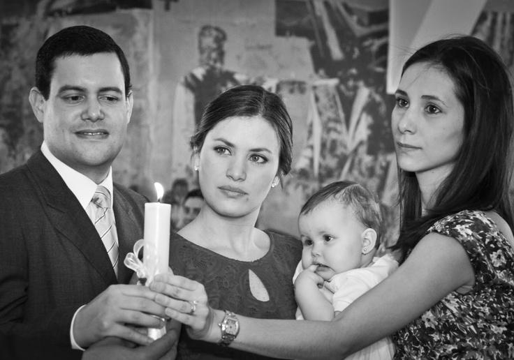 Luis Paredes: Bautizo Emilia Lemus