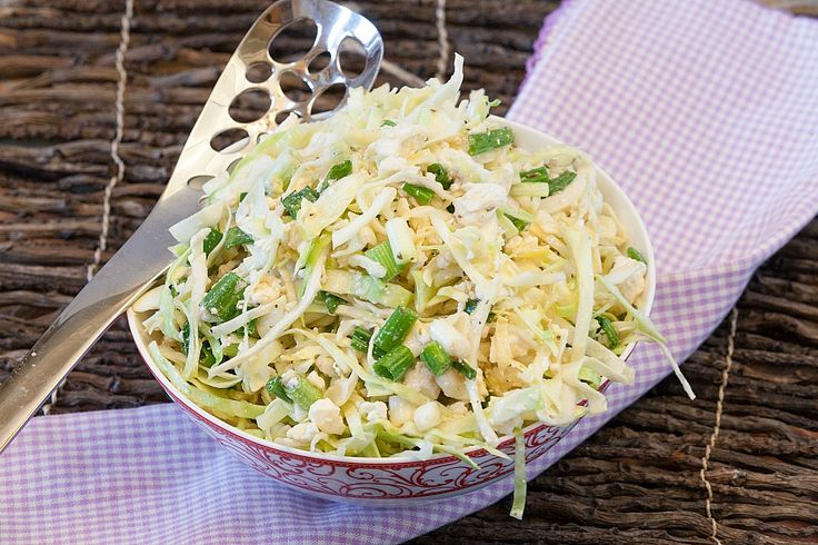 Easy coleslaw recipe with no mayonnaise. Love the greek flavors of this recipe. Going to bring to a BBQ.