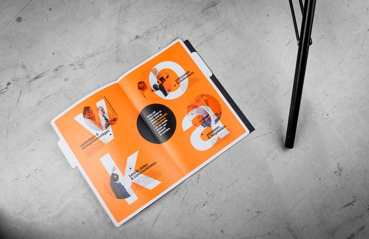 Voka - design by skins |  City Leather Branding Agency #graphic #design #layout #editorial