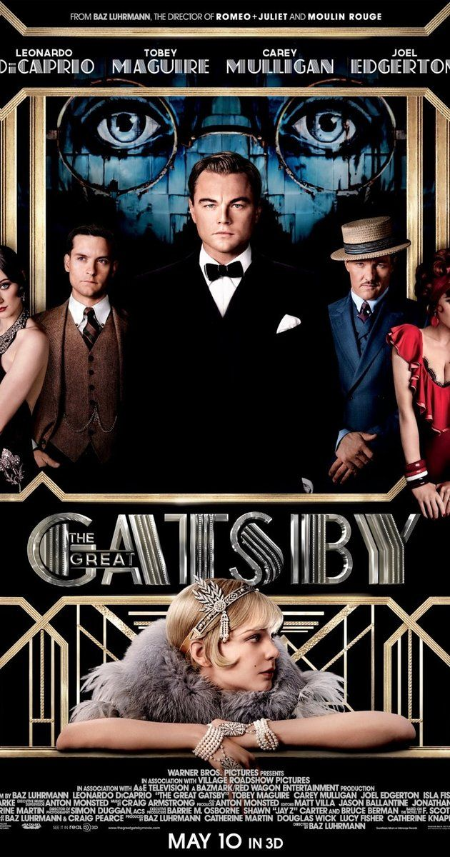 The Great Gatsby, 2012.