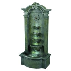 @Overstock - Create a fabulous atmosphere in your garden or patio with this outdoor fountain. The Apollo 44 fountain features a rich mossy stone color and offers a lighting function for beautiful nighttime displays.http://www.overstock.com/Home-Garden/Apollo-44-Lighted-Outdoor-Fountain/5995672/product.html?CID=214117 $292.49