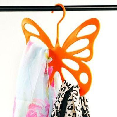Las 25 mejores ideas sobre percha para ropa en pinterest - Percha para panuelos ...