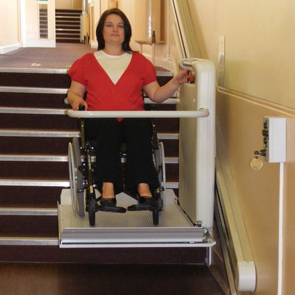 An alternative to wheelchair ramps is the wheelchair lift. Unlike the ramp, the lift is a mechanical device designed to elevate the wheelchair and transport the user from the ground to an elevated area, such as a vehicle. While the lift is a useful tool for individuals with mobility problems, it is more prone to damage and wheelchair lift repair. Hence, the use of wheelchair ramps is still more popular and widely used.