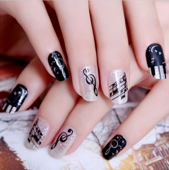 Best 31 Stickers images on Pinterest | Decal, Nail decals and Nail ...