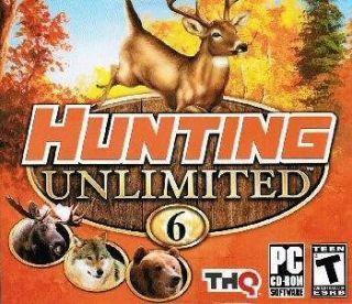 pc deer hunting games