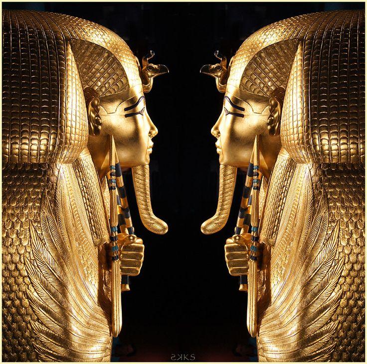 Tutanchamun ...