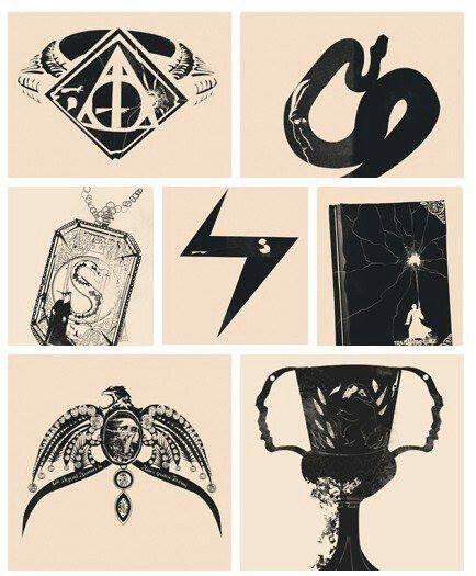 The Horcruxes