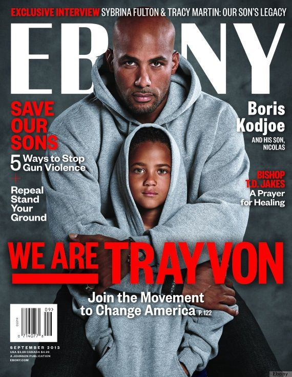 Ebony magazine Sept. cover