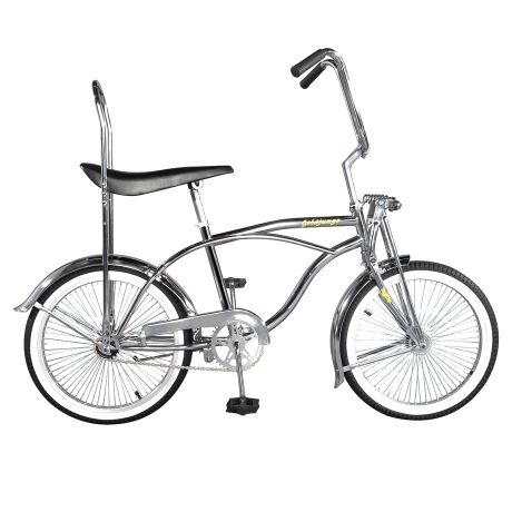 Low Rider – Chrome from A Two-Wheeler Bender - R3,899 (Save 0%)
