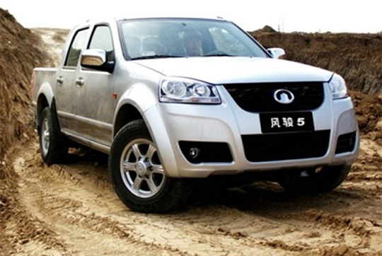 Great Wall Steed S SUV Pickup Crossover Review