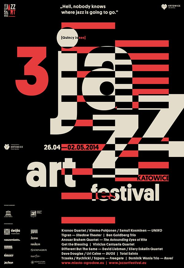 3 Jazz Art Festival Katowice by Marta Gawin