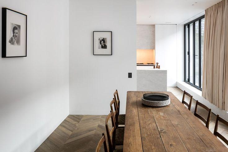 MK HOUSE ANTWERP BY NICOLAS SCHUYBROEK ARCHITECTS