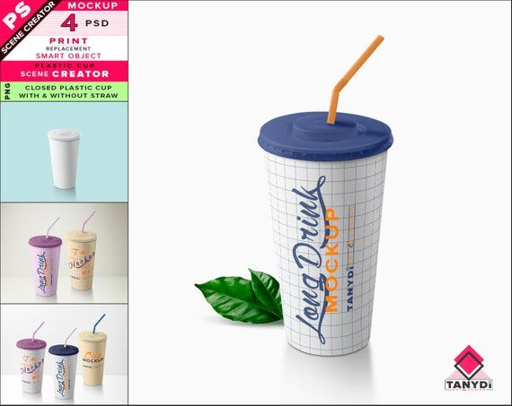 Long Drink Plastic Cup Photoshop Label Mockup Png White Etsy Mockup Free Psd Free Psd Mockups Templates Psd Mockup Template
