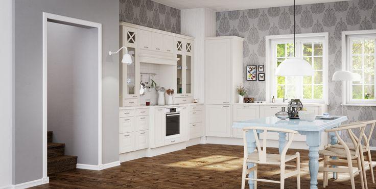 Petra-keittiöt Frida | #keittiö #kitchen