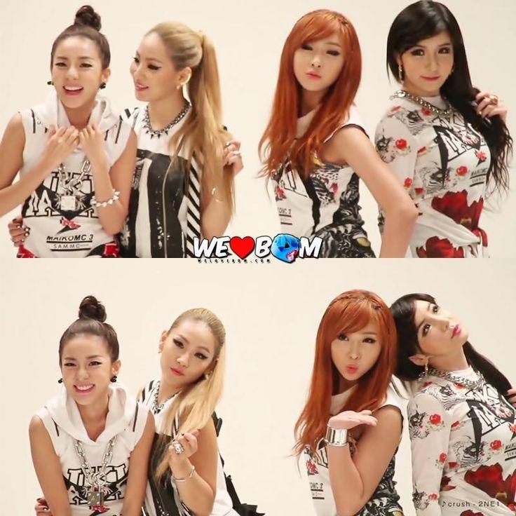 Chaera x Bomzy #2NE1