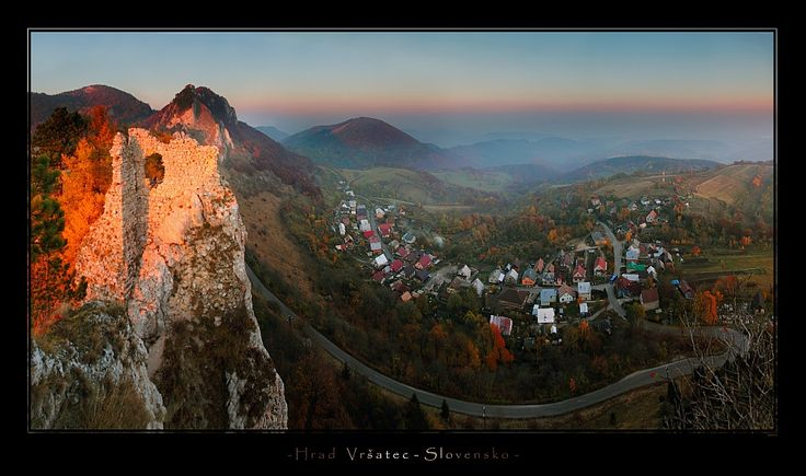 Biele Karpaty - Vršatec, foto: Marek Loduha