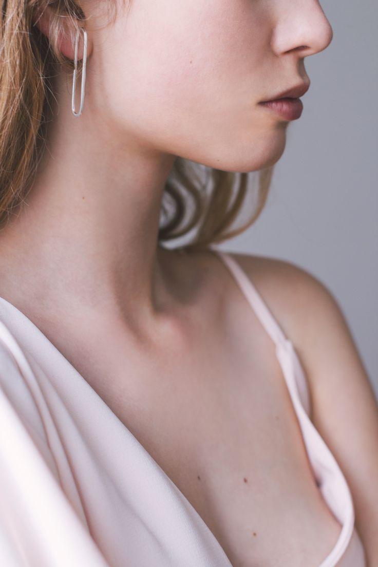 earring - tu - Anna Lawska Jewellery