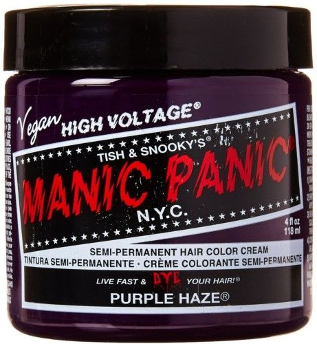 Manic Panic - Purple Haze Cream Hair Dye