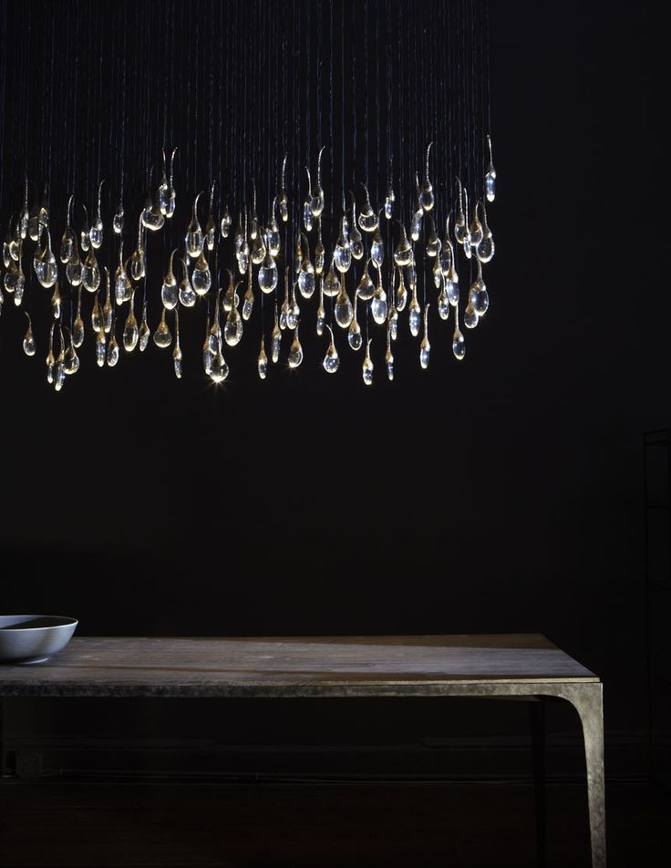 Seed Cloud & Whippet Table | ochre