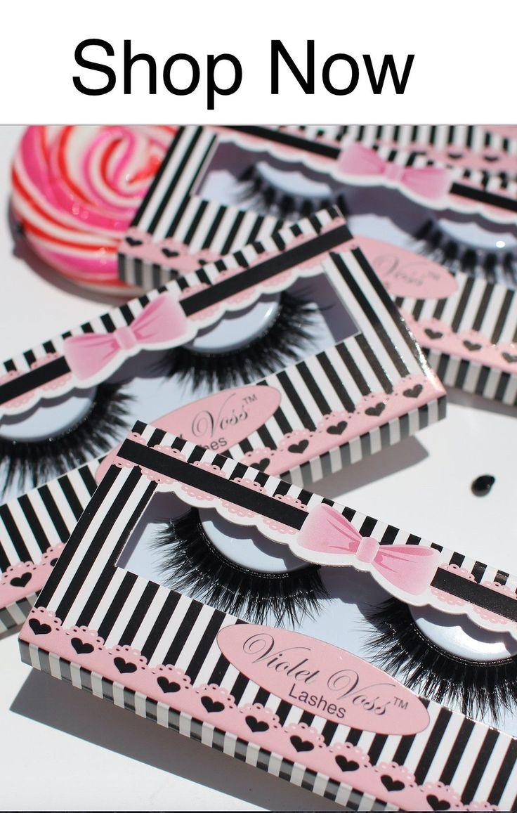 Striptease Premium Faux Mink Lashes – Violet Voss Cosmetics #minklashes