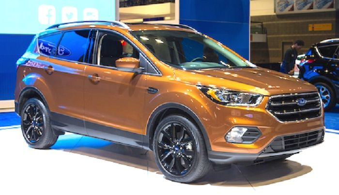 2019 Ford Escape Changes Release Date Price
