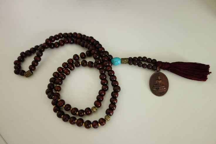 Mala with Buddha