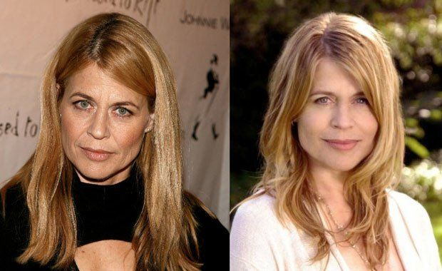 (PHOTO: SOURCE) Celebrity Twins: 20 Stars You Didn't Know Were Twins!  LESLIE AND LINDA HAMILTON  You probably remember Linda Hamilton best from the Terminator. But did you know that she has identical twin sister named Leslie? Leslie even helped out as a double multiple times during the filming of the franchise.