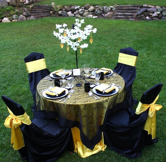 Wedding Flowers Warren Mi : Orchid tree centerpiece by something spectacular