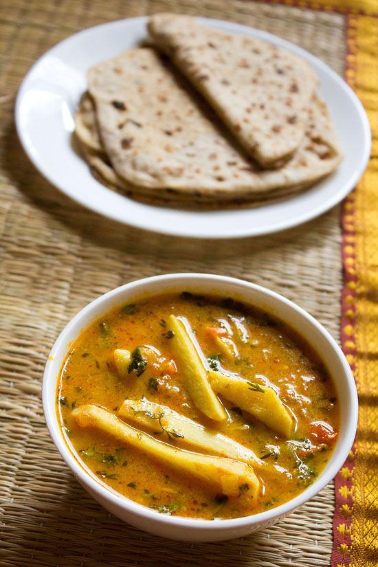 dahi wali arbi recipe - how to make punjabi dahi wali arbi recipe
