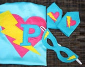 superhero party favor for the girls?