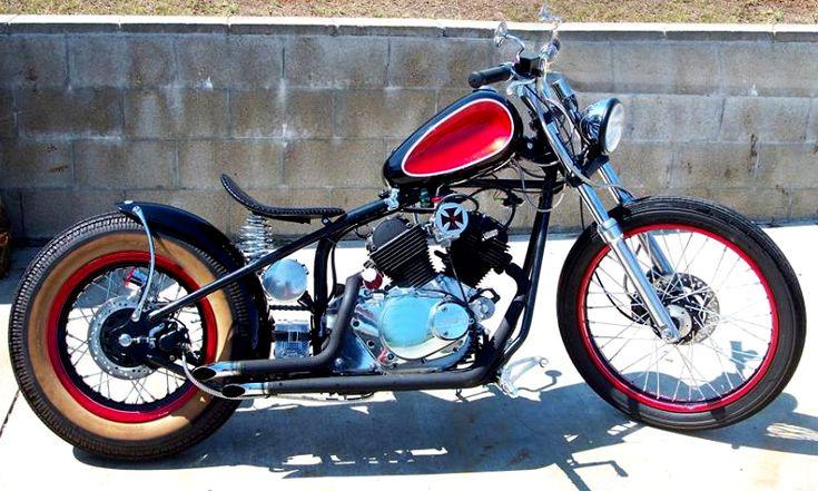 Kikker 5150, 250cc Vtwin