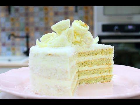 КОКОСОВЫЙ торт РАФАЭЛЛО / НЕРЕАЛЬНО ВКУСНЫЙ!!! / Raffaello Coconut Cake - YouTube