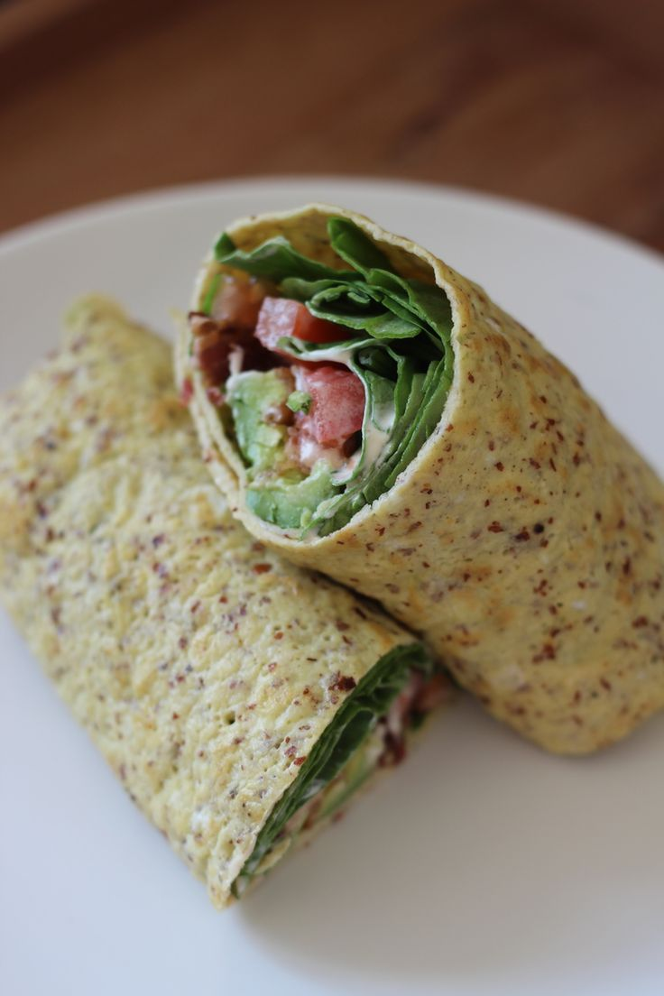 Paleo Breakfast Wraps   Freckled Italian