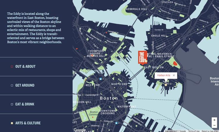 http://www.eddyliving.com/ nice interactive map!