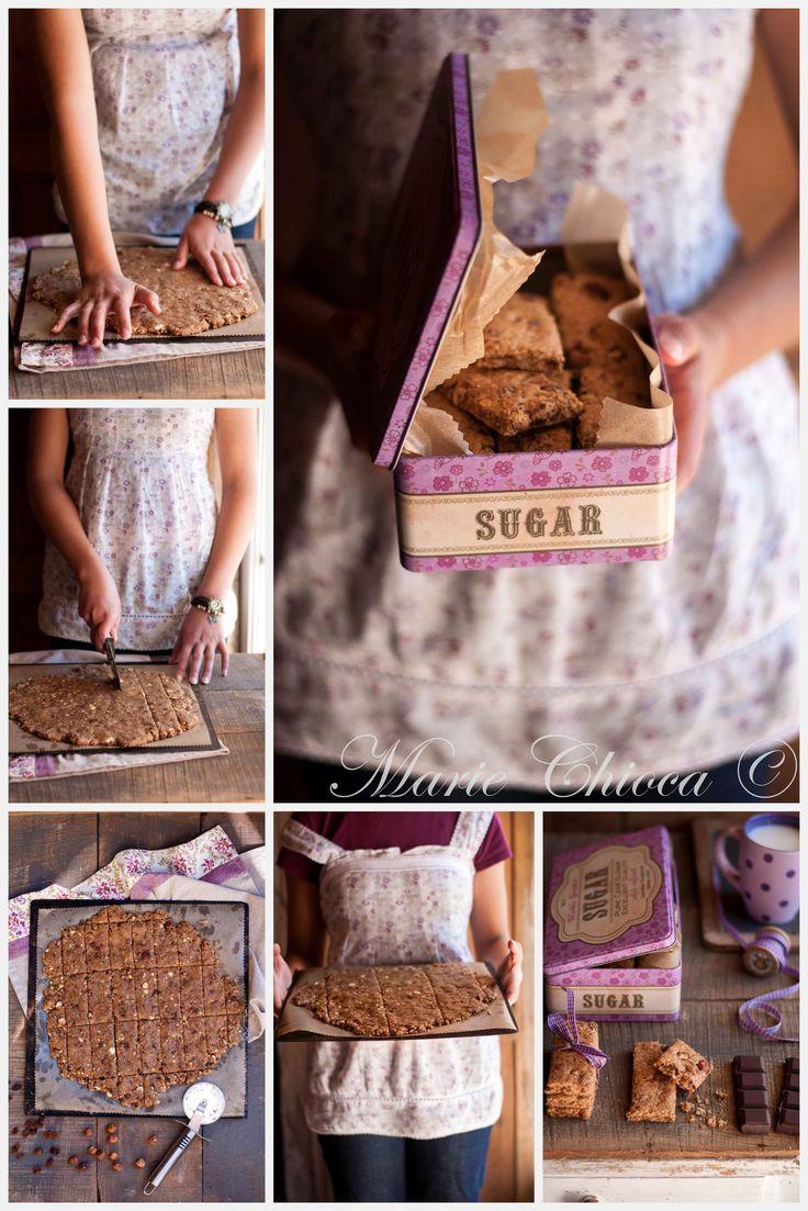 Les cookies les plus simples du monde ! (Sans aucun sucre ajouté…)  ♥ Sans lait ♥ Sans Œufs ♥ Vegan ♥ IG Bas