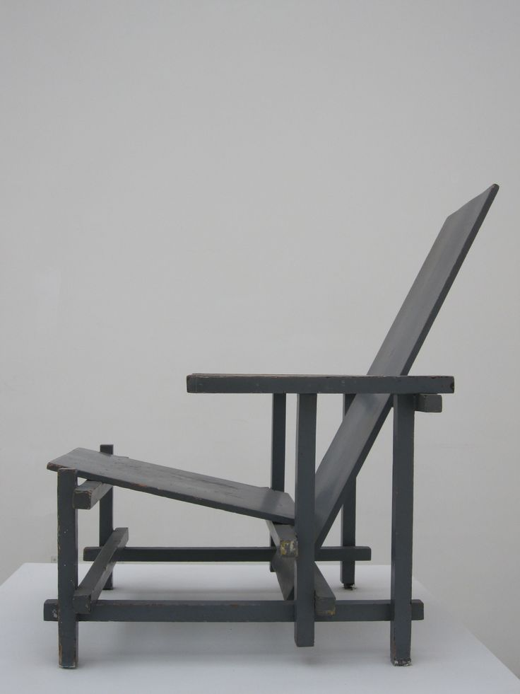 Rietveld in black