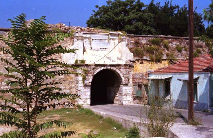 Η Porta Maggiore κατά τον 20ο αιώνα - Απλωταριά