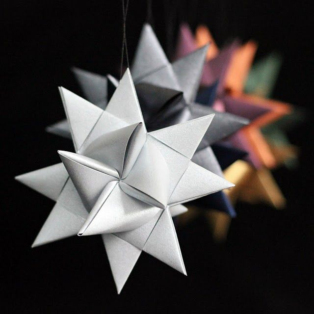 Moravian Star DIY