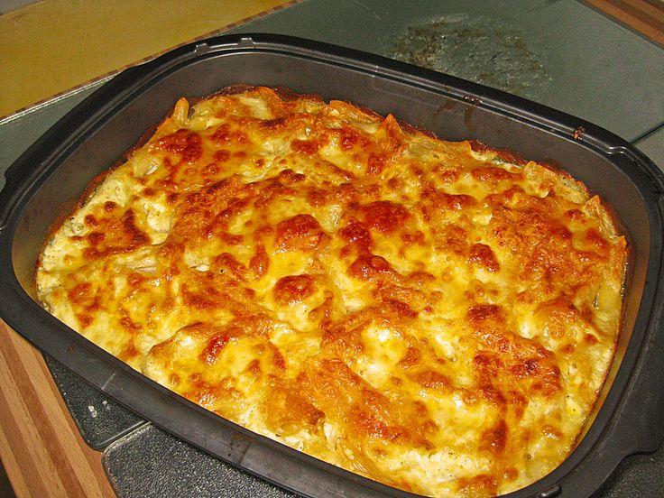 3-Käse-Nudelauflauf, ein beliebtes Rezept aus der Kategorie Auflauf. Bewertungen: 7. Durchschnitt: Ø 3,6.