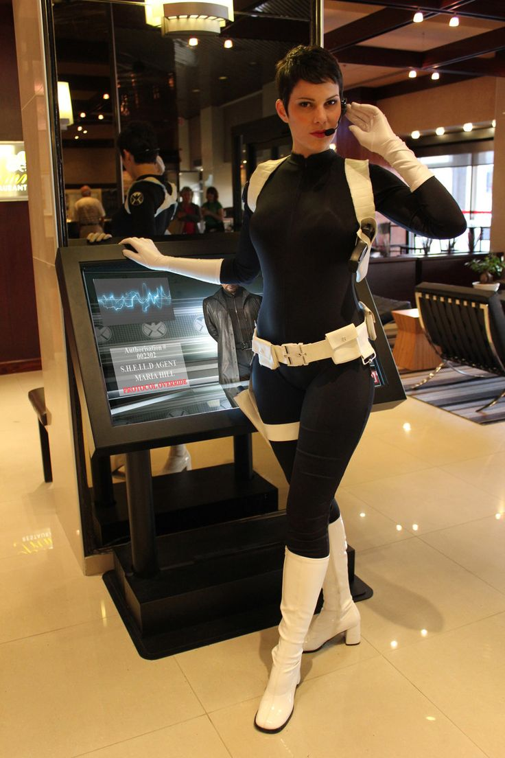Agent hill by gillykins best cosplay ever best cosplay