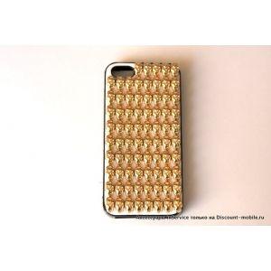 бампер для iphone 5/5S из кожы Теленка - discount-mobile