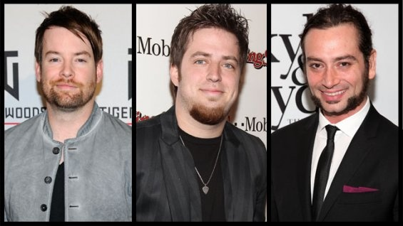 David Cook Lee DeWyze to perform on American Idol results show April 25/13