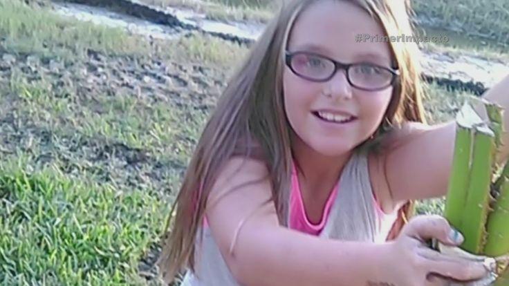 Una niña de nueve años quedó paralítica y casi ciega luego de recibir una vacuna contra la Influenza. Houston, Tx