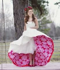Image result for funky wedding dresses