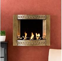 Olympia Wall Mounted Fireplace