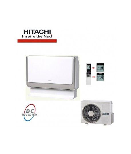 Hitachi Hi-End Stylish RAF-25PXA / RAC-25FXA inverter, 9000 BTU, clasa A++