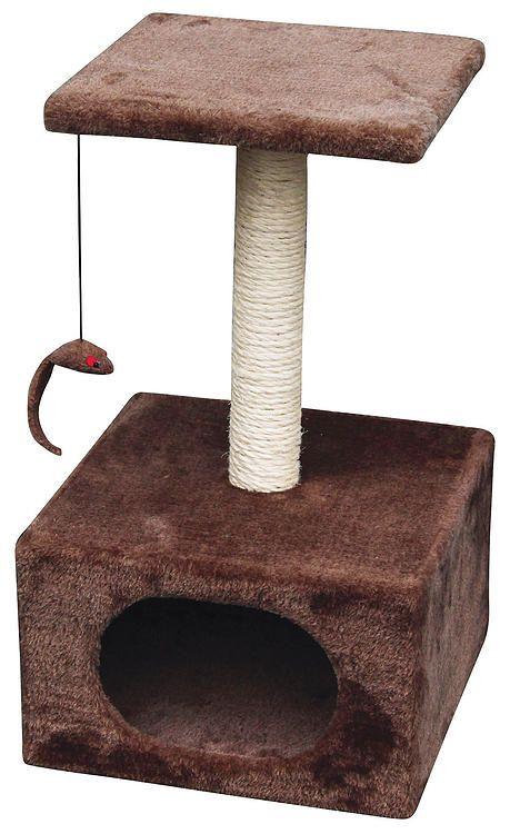 37,22€ Arbre à chat Diabolo Luxe en sisal