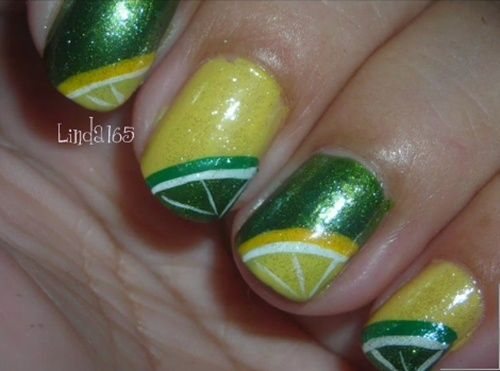 yay! citrus and U of O colors!